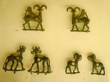 Lurestan Bronze# Art of Iran